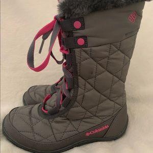 Columbia Waterproof Boots